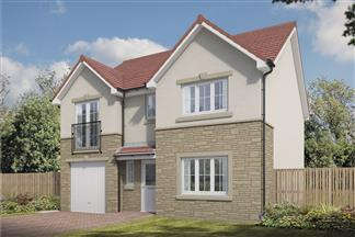 4 Bedrooms Detached House for sale in Queens Drive, Carrickstone, , Cumbernauld, G68