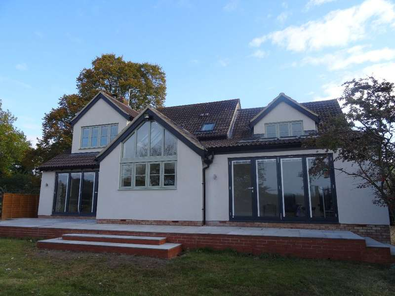 4 Bedrooms Detached House for sale in ODELL ROAD, HARROLD