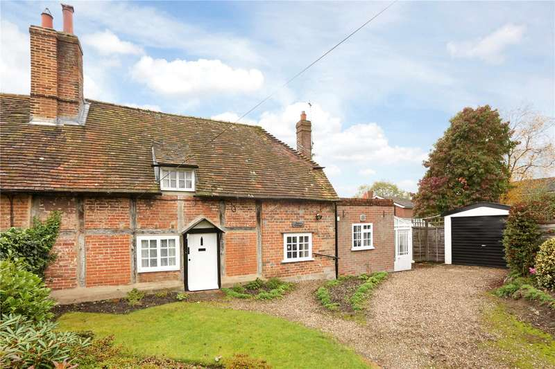 2 Bedrooms Semi Detached House for sale in Priest Hill, Nettlebed, Henley-on-Thames, Oxfordshire, RG9