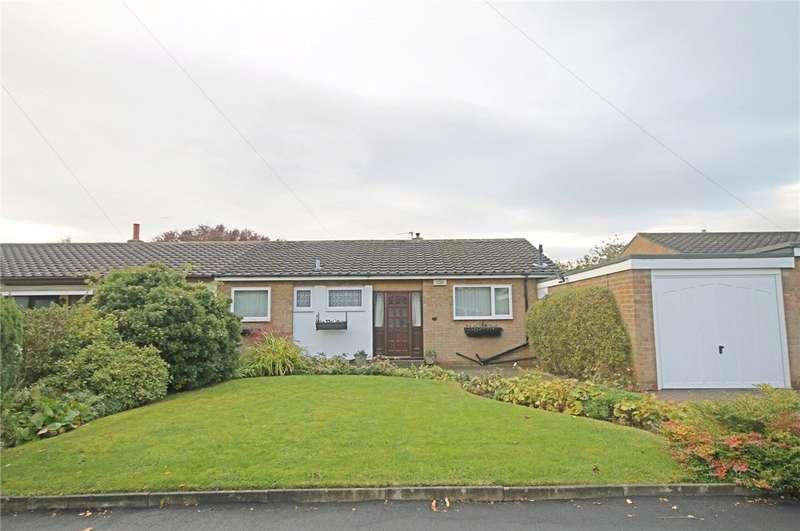 3 Bedrooms Semi Detached Bungalow for sale in The Greenway, Middleton St. George, Darlington, DL2