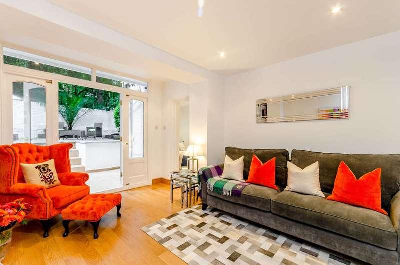 2 Bedrooms Flat for sale in Lisgar Terrace, West Kensington, W14