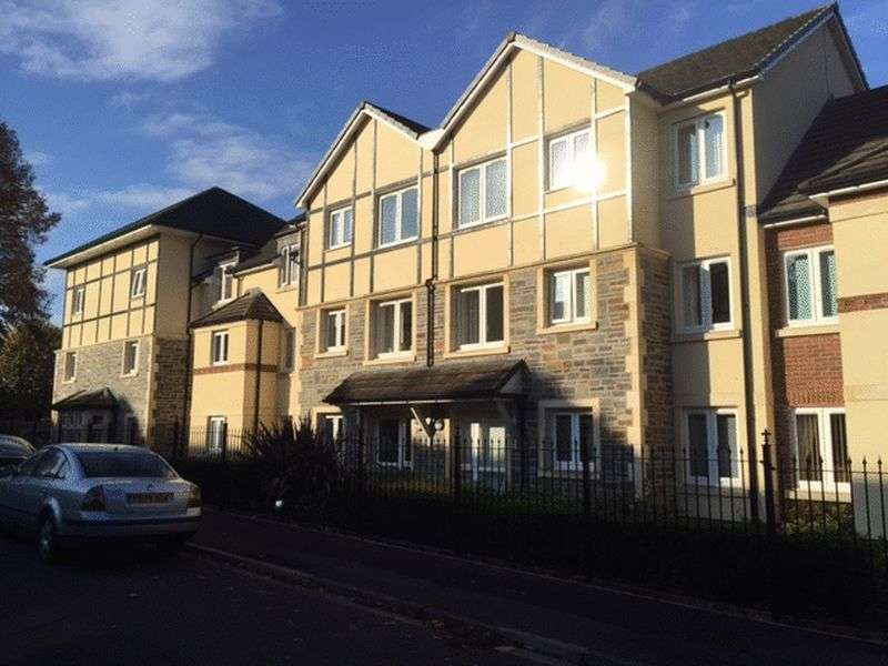 1 Bedroom Flat for sale in William Court,Overnhill Road, Bristol: RECENTLY REDUCED -NO CHAIN one bed ground floor retirement apartment