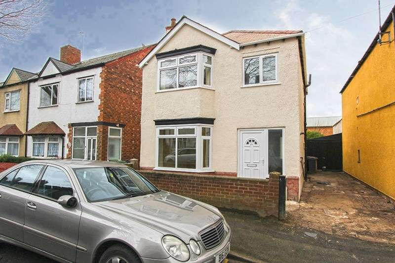 3 Bedrooms Detached House for sale in Harrison Street, Bloxwich, Walsall
