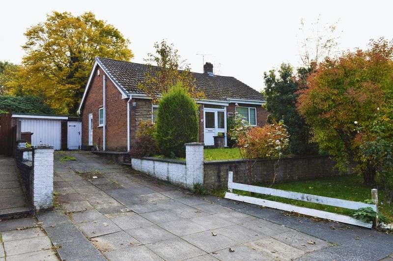 2 Bedrooms Detached Bungalow for sale in Percy Street, Rochdale