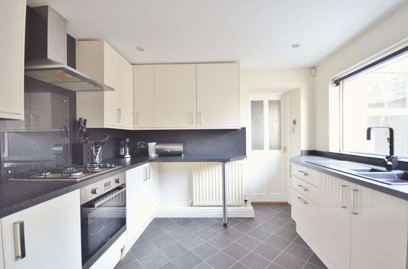 3 Bedrooms Terraced House for sale in Grasslot, Maryport