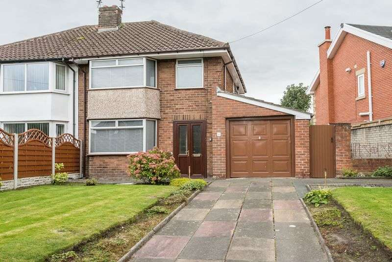 3 Bedrooms Semi Detached House for sale in Liverpool Road, Lydiate