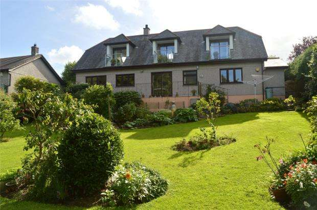 4 Bedrooms Detached House for sale in Heather Lane, Canonstown, Hayle, Cornwall