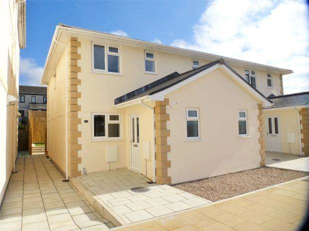 3 Bedrooms Terraced House for sale in Green Parc Road, Hayle, Cornwall