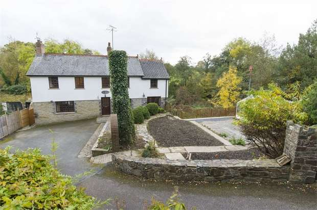 6 Bedrooms Detached House for sale in Llechryd, Llechryd, Cardigan, Pembrokeshire