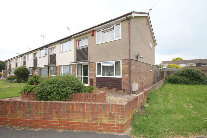 3 Bedrooms End Of Terrace House for sale in Hardwick, Yate, Bristol BS37 4LF