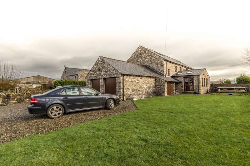 4 Bedrooms Unique Property for sale in The Barn, Foulshaw, Levens