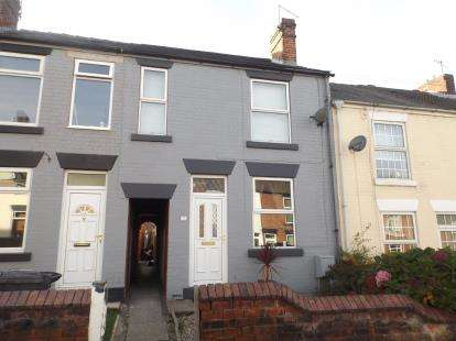 3 Bedrooms Terraced House for sale in Princess Street, Brimington, Chesterfield, Derbyshire