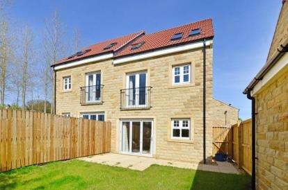 4 Bedrooms House for sale in Poplar View, North Anston, Sheffield, South Yorkshire