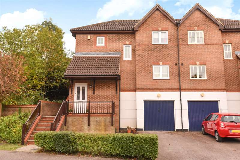 3 Bedrooms Semi Detached House for sale in Barrington Drive, Harefield, Middlesex, UB9