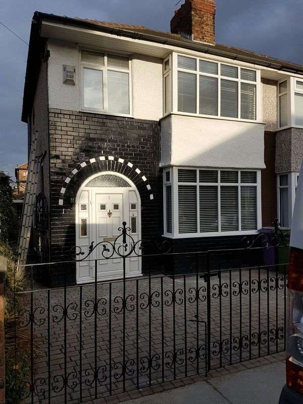 3 Bedrooms Semi Detached House for sale in Lunar Road, Liverpool