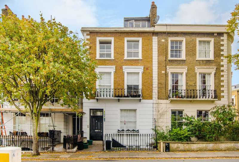 3 Bedrooms Maisonette Flat for sale in Hemingford Road, Islington, N1