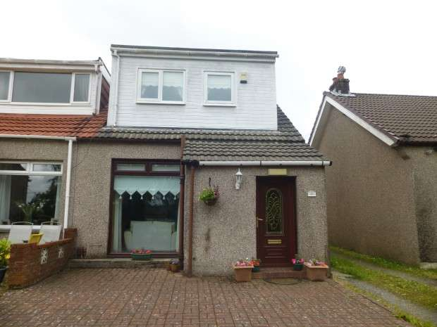 2 Bedrooms End Of Terrace House for sale in Main Street, Plains, Airdrie, ML6