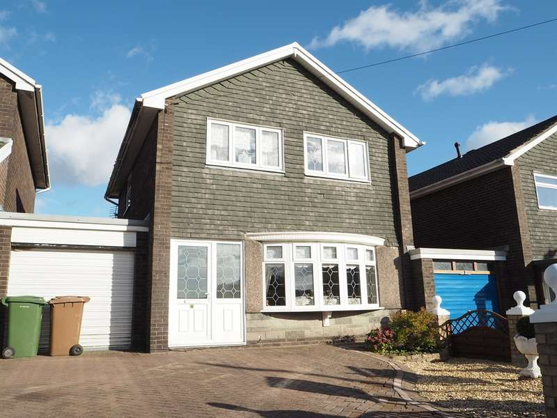 3 Bedrooms Detached House for sale in Mount Road, Risca, Newport