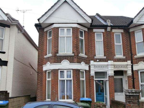 7 Bedrooms Semi Detached House for rent in Cedar Road, Available 1st July 2017, Southampton
