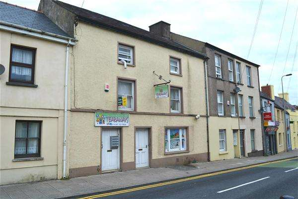 Studio Flat for sale in Priory Street, Carmarthen