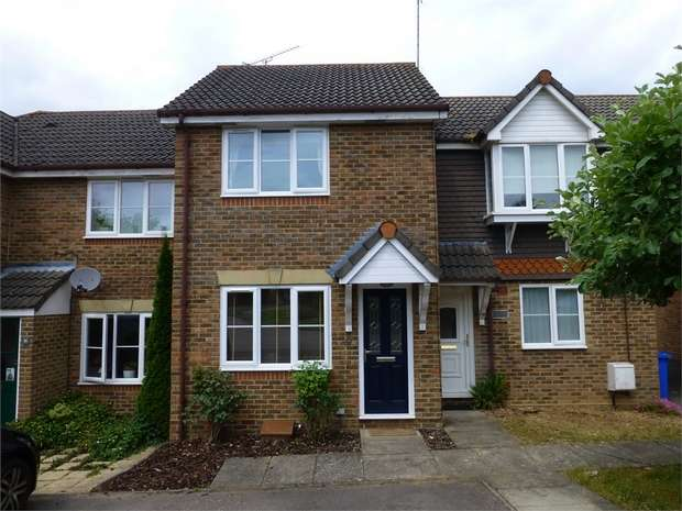 2 Bedrooms Terraced House for sale in Samian Place, Binfield, Berkshire