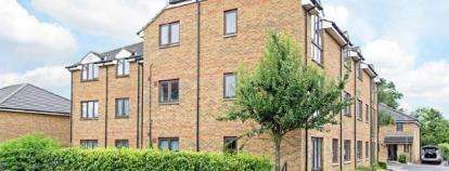 2 Bedrooms Flat for sale in Spencer Way, Letchworth Garden City, Hertfordshire