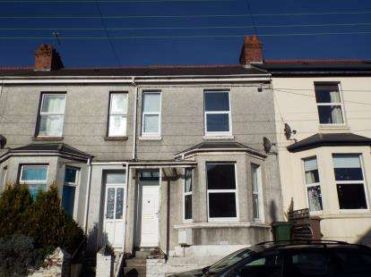 3 Bedrooms Terraced House for sale in Pomphlett, Plymouth, Devon