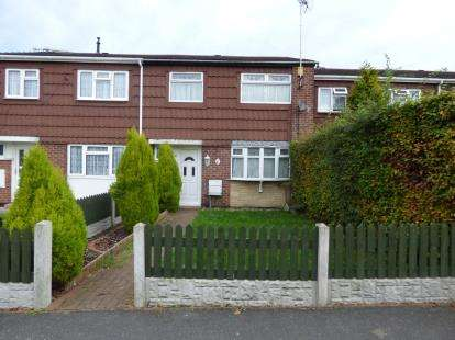 3 Bedrooms Semi Detached House for sale in Poplar Avenue, Kirkby In Ashfield, Nottingham, Nottinghamshire