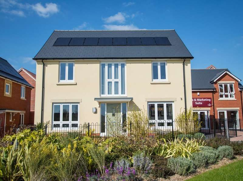 4 Bedrooms Detached House for sale in Cleeve View, Bishops Cleeve, Cheltenham