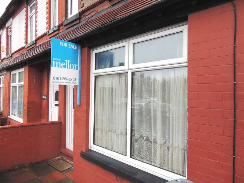 3 Bedrooms Property for sale in Elmsworth Avenue, Levenshulme, Manchester