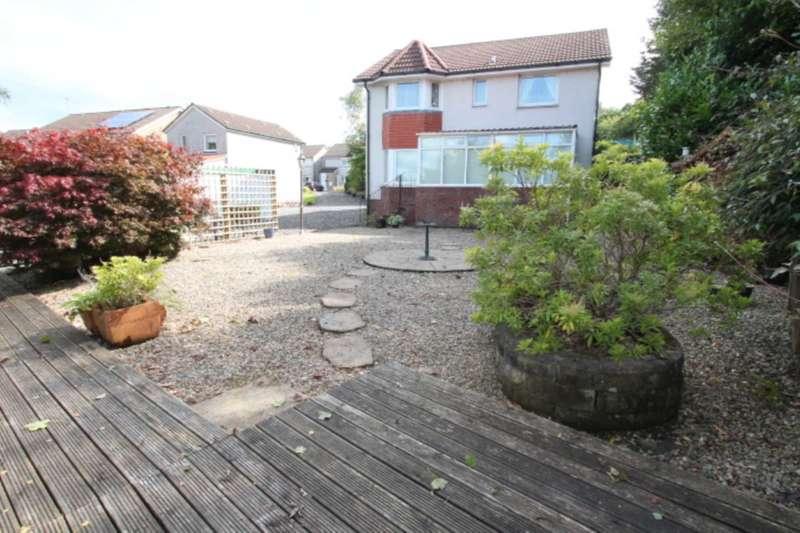 4 Bedrooms Detached House for sale in Bevan Grove, Johnstone