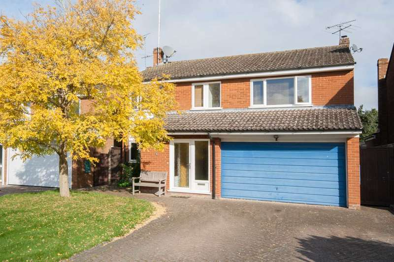 4 Bedrooms Detached House for sale in Huntsmans Close, Dagnall