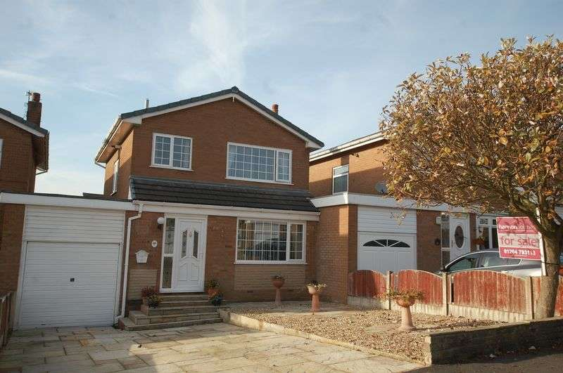3 Bedrooms House for sale in Kilmory Drive, Bolton