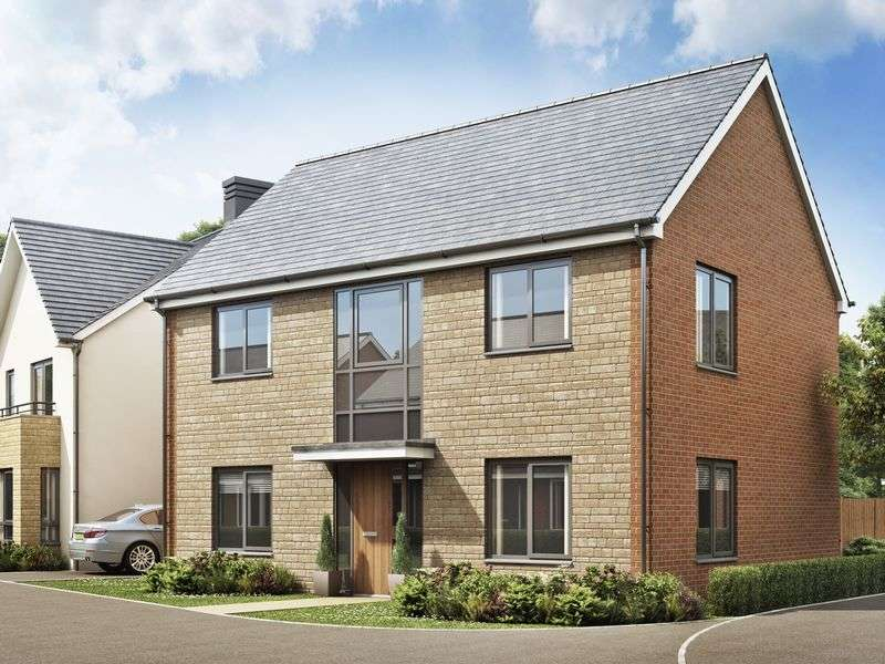 4 Bedrooms Detached House for sale in The Garnet, plot 35 Bramshall Meadows, Uttoxeter
