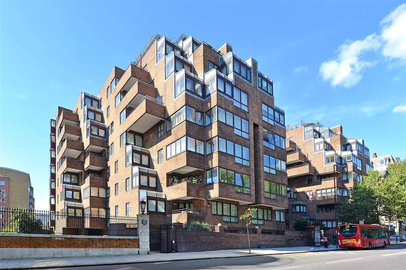 3 Bedrooms Flat for sale in Beverly House, 133 Park Road, St Johns Wood, London, NW8
