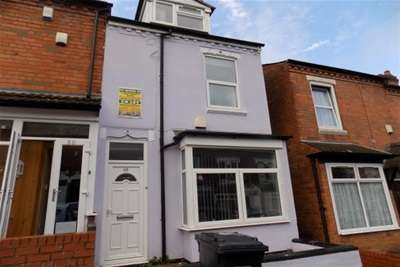 6 Bedrooms House for rent in Teignmouth Road, Selly Oak, B29