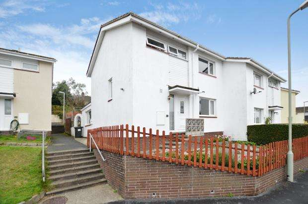 3 Bedrooms Semi Detached House for sale in Roberts Way, Newton Abbot, Devon