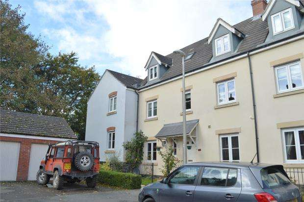 4 Bedrooms Terraced House for sale in Elms Meadow, Winkleigh, Devon