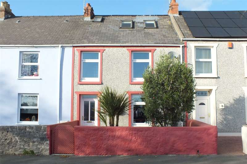 3 Bedrooms Terraced House for sale in Marsh Road, Tenby, Pembrokeshire