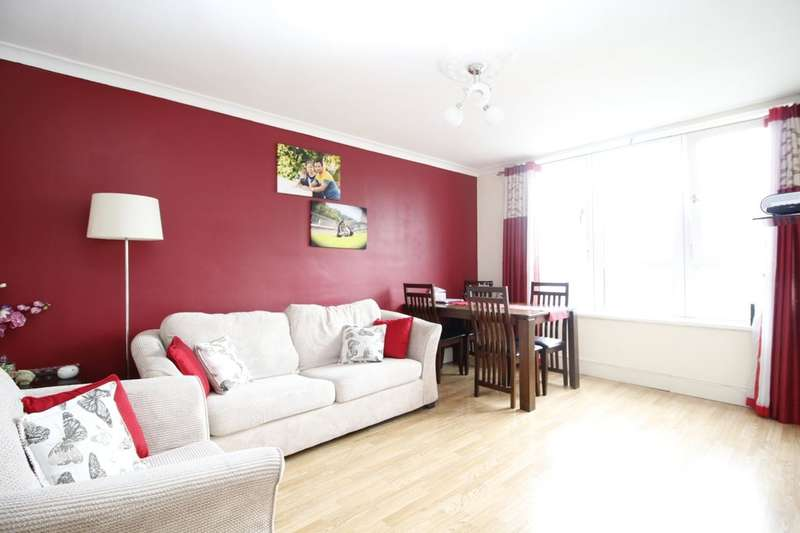 1 Bedroom Flat for sale in Wakelin Road, London, E15