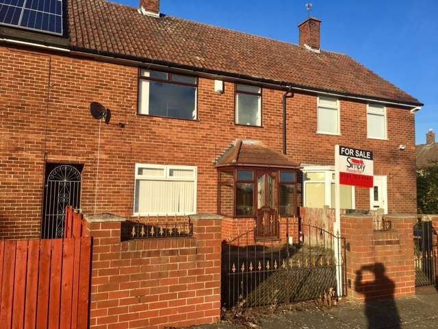 3 Bedrooms Terraced House for sale in House for sale at Hale Drive , Speke