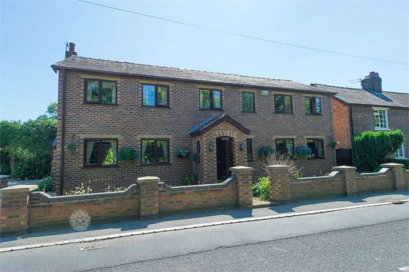 4 Bedrooms Detached House for sale in Kellet Lane, Bamber Bridge, Preston, Lancashire