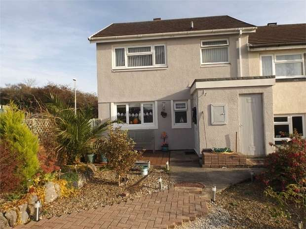 3 Bedrooms End Of Terrace House for sale in Clare Walk, Pembroke