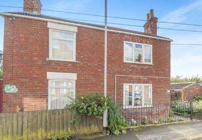 2 Bedrooms Semi Detached House for sale in Hospital Lane, Boston, Lincolnshire, England