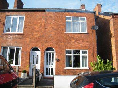 3 Bedrooms Semi Detached House for sale in Gladstone Street, Winsford, Cheshire, CW7