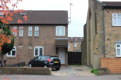 2 Bedrooms End Of Terrace House for sale in Stratford, London, England