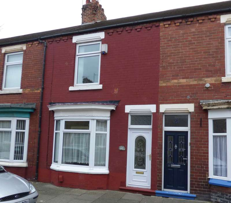 2 Bedrooms Terraced House for sale in ***REDUCED*** Lawrence Street, Redcar