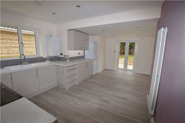 2 Bedrooms Semi Detached Bungalow for sale in Two Hedges Road, GL52 8DT