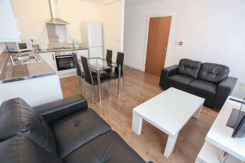 6 Bedrooms Flat for rent in Paul Street, Liverpool (2017-18 Academic Year)