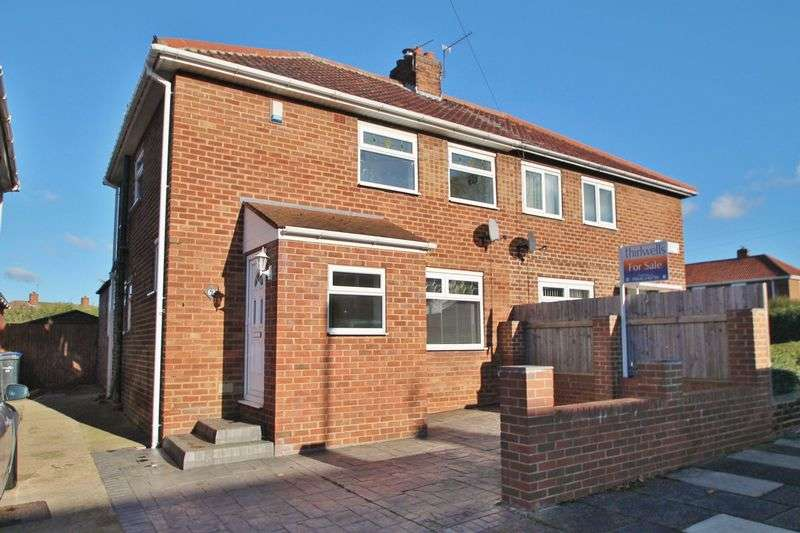 2 Bedrooms Semi Detached House for sale in Ampleforth Road, Berwick Hills